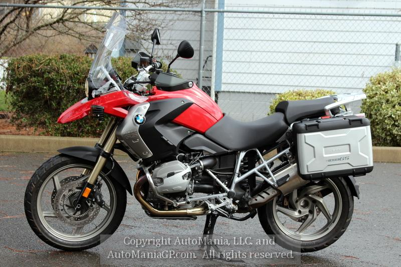 2010 Bmw R1200gs Twin Cam Factory Low Suspension For Sale