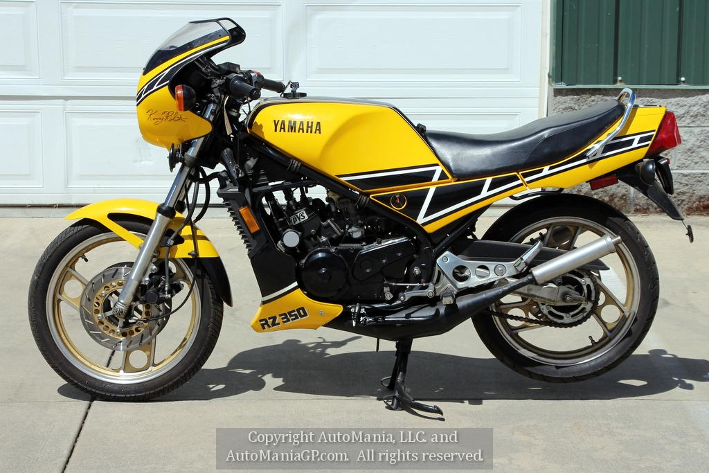 1985 Yamaha RZ350 for sale in Grants Pass Oregon 97526   Motorcycle