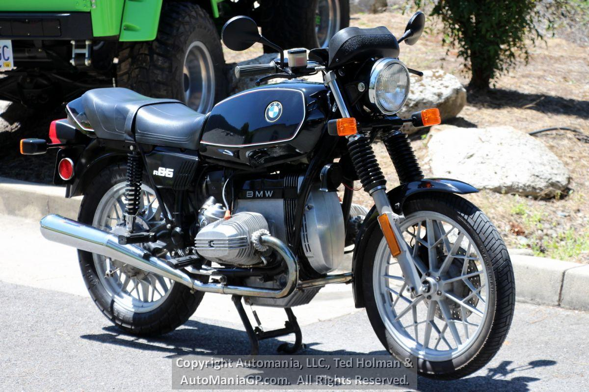 Swell 1982 Bmw R65 For Sale Motorcycle For Sale Creativecarmelina Interior Chair Design Creativecarmelinacom
