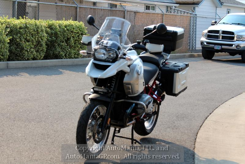 2012 bmw r1200 gs rallye for sale in grants pass oregon 97526 motorcycle for sale. Black Bedroom Furniture Sets. Home Design Ideas