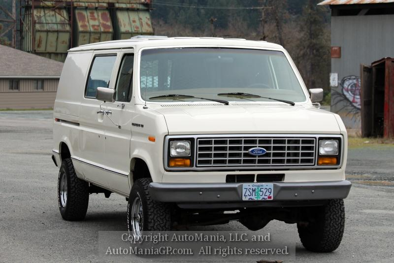 1989 ford e 150 4x4 for sale in grants pass oregon 97526 truck for sale. Black Bedroom Furniture Sets. Home Design Ideas