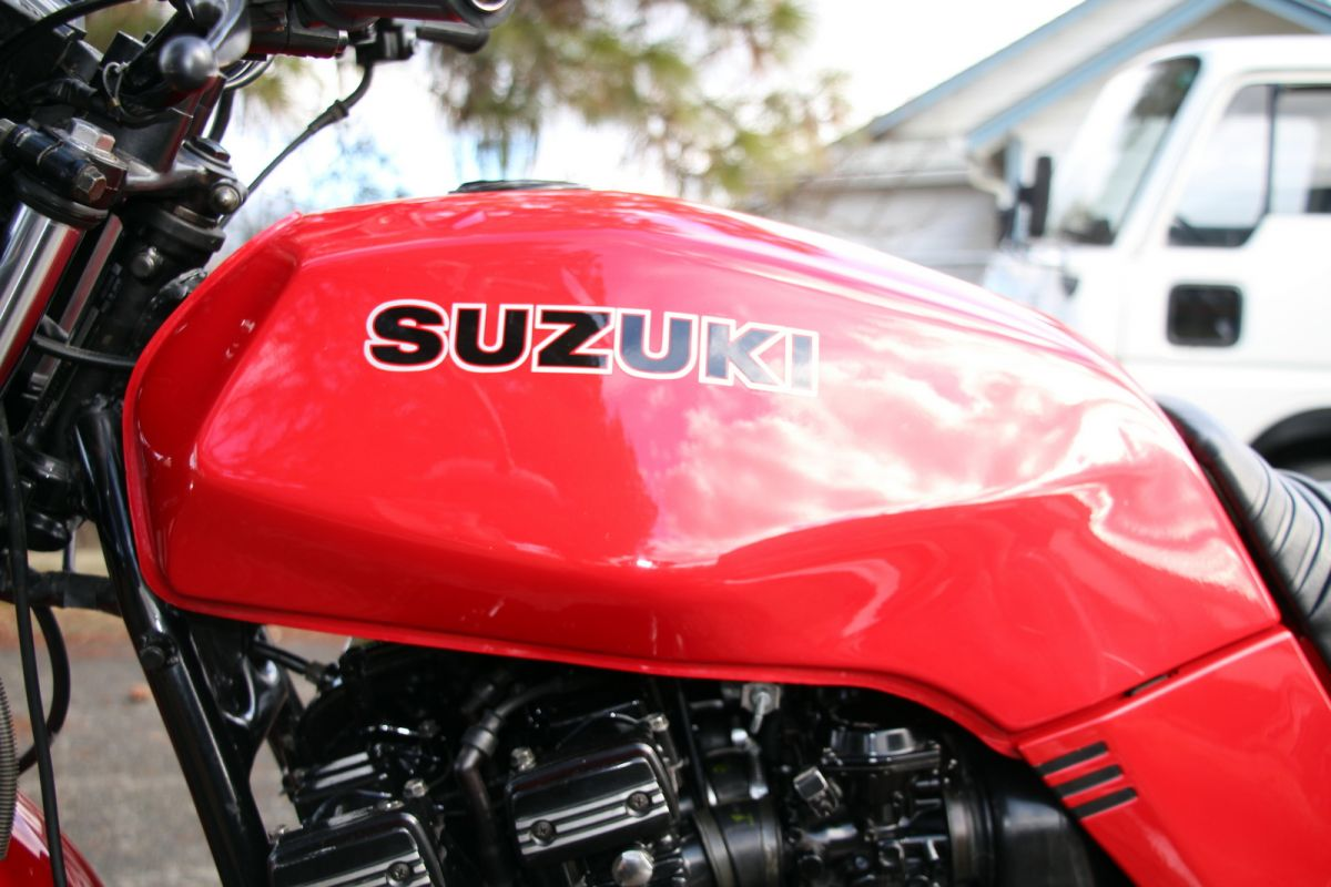 1983 Suzuki GS1100E for sale   Motorcycle for sale