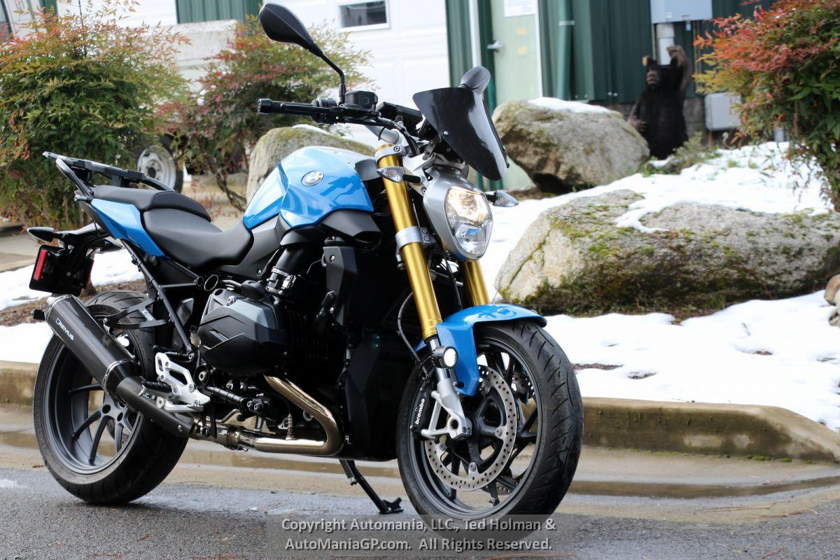 2016 BMW R1200R for sale . Motorcycle for sale.