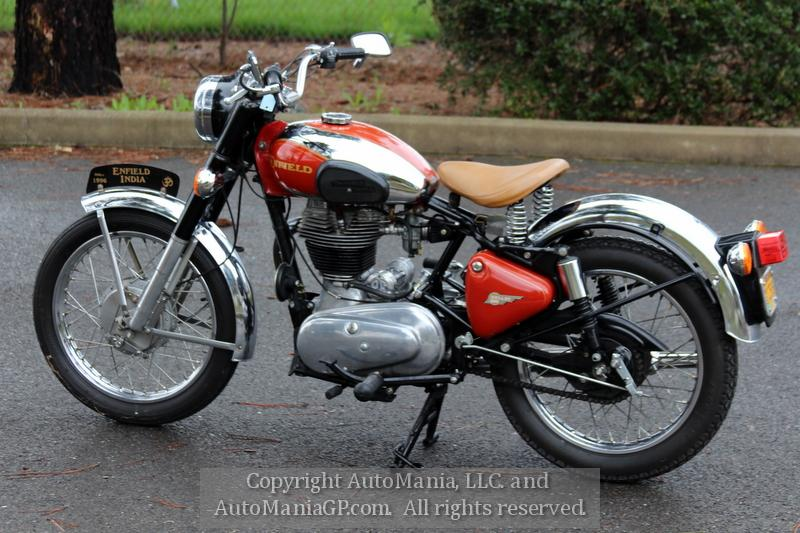 1996 Royal Enfield 500 Bullet for sale in Grants Pass ...