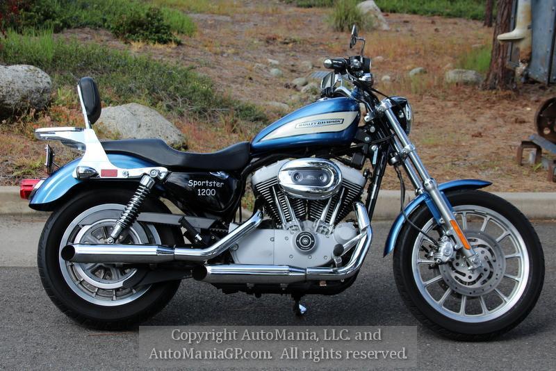 2005 harley davidson 1200 sportster roadster for sale in grants pass oregon 97526 motorcycle for. Black Bedroom Furniture Sets. Home Design Ideas