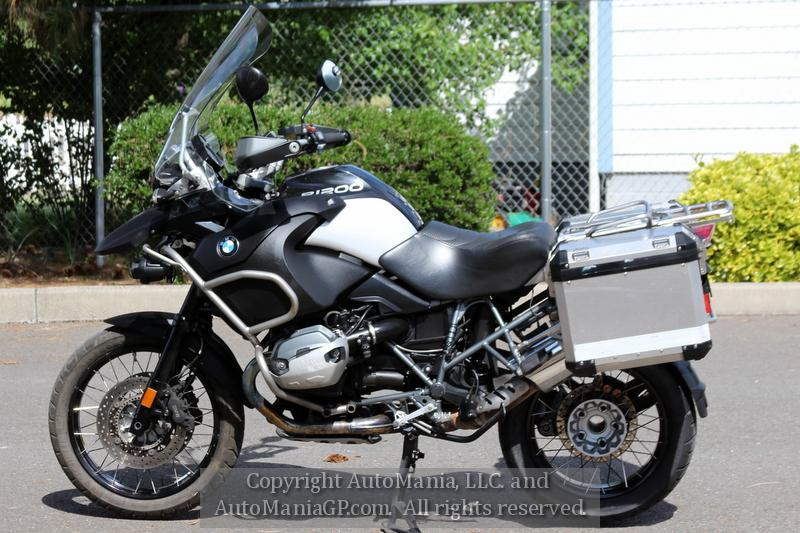 2012 BMW R1200 GS Adventure for sale