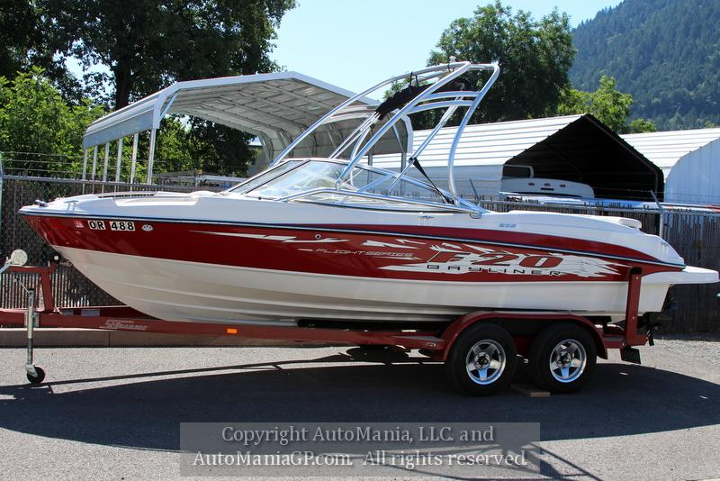 Bayliner 205 Flight Series F20 for sale