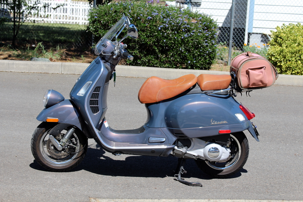 2007 Vespa GTV 250ie  for sale