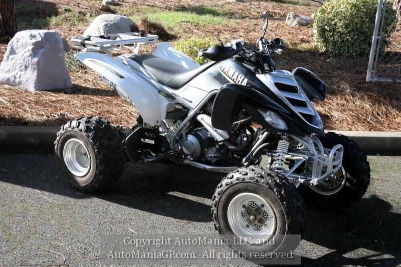 2001 yamaha raptor 660 for sale in grants pass oregon for Yamaha raptor 50 for sale