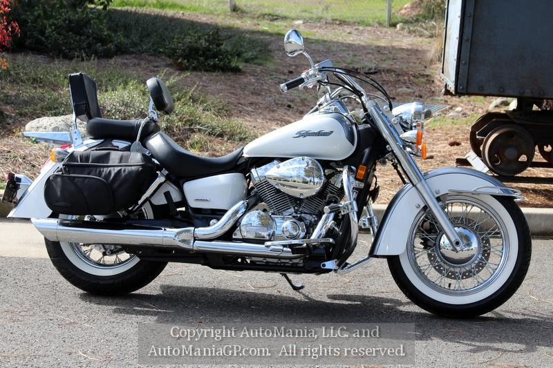 2005 Honda 750 Shadow for sale