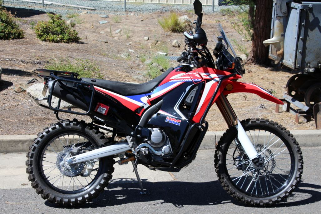 2019 Honda CRF250L RALLY for sale