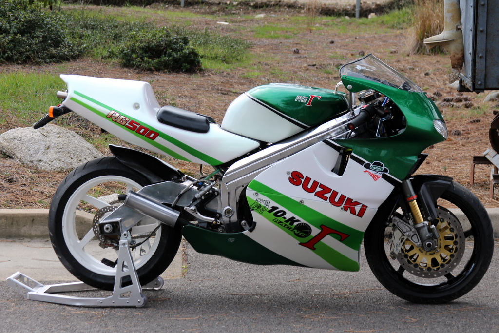 1986 Suzuki Canepa Spondon RG500 for sale