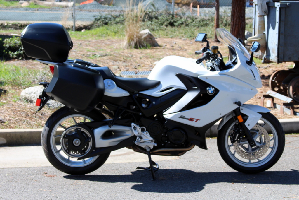 2014 BMW F800GT for sale