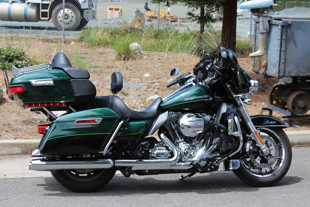 2015 Harley-Davidson FLHTCUL Ultra Low Limited for sale