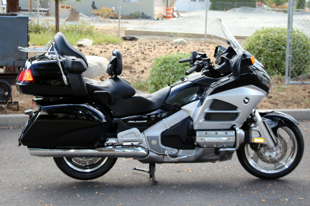 2012 Honda Goldwing GL1800 for sale
