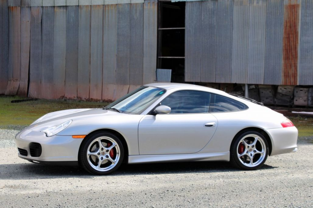 "2004 Porsche 911  ""40 Jahre"" Anniversary Edition 996 for sale"