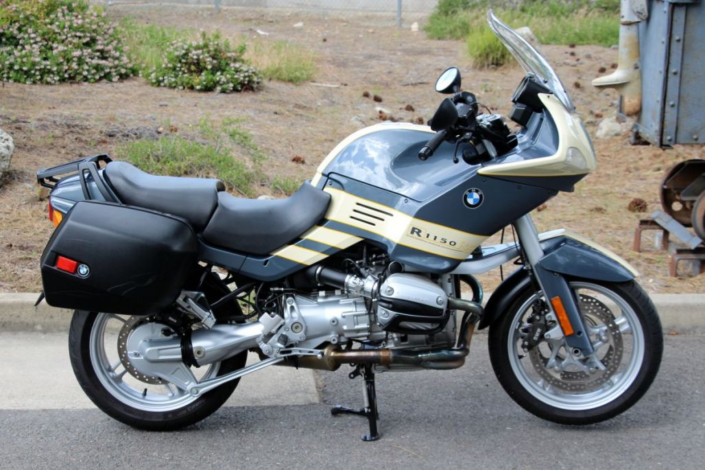 2003 BMW R1150RS for sale