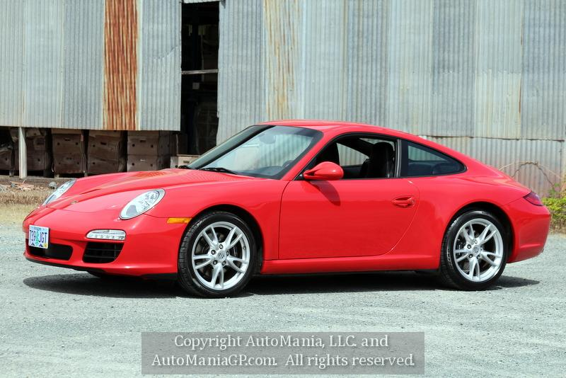2009 Porsche 911 Carrera 997 for sale