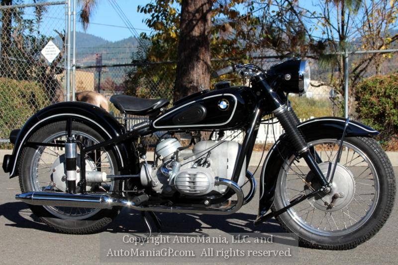 1954 BMW R51/3 for sale