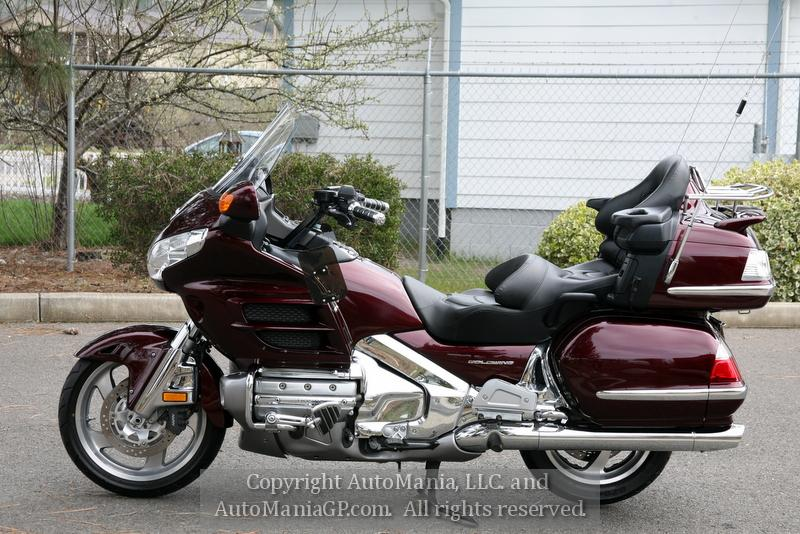 2006 Honda Goldwing for sale