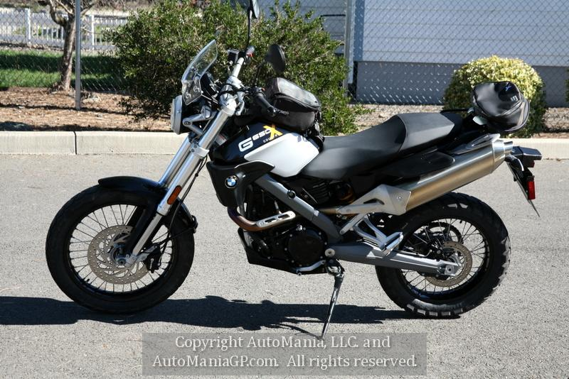 2007 BMW G650X for sale