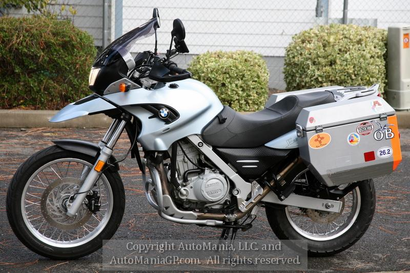 2007 BMW F650GS for sale