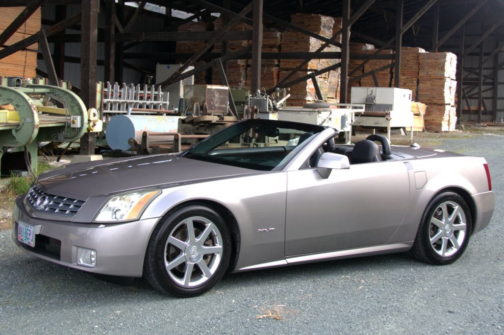 2005 Cadillac XLR for sale
