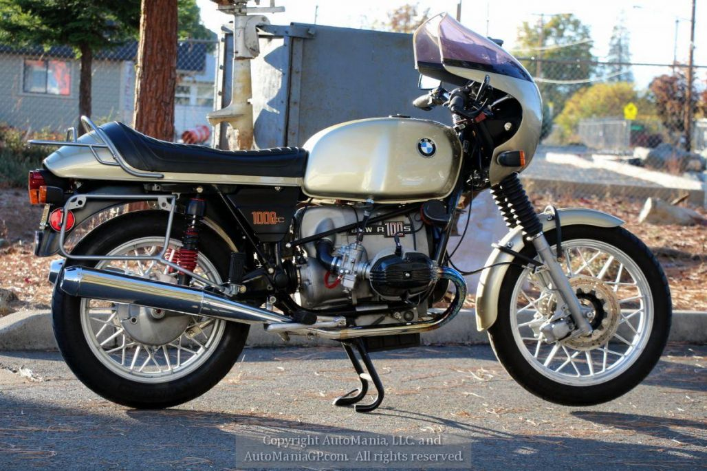 1978 BMW R100S for sale