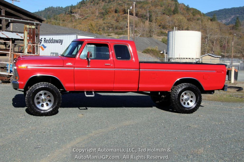 1978 Ford F150 Super Cab for sale