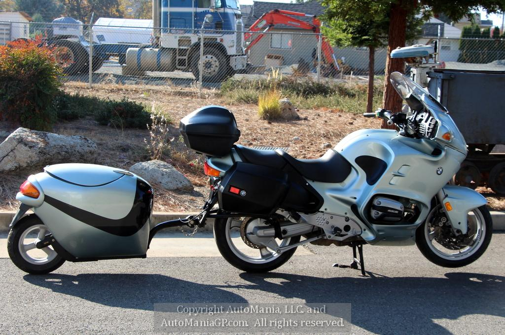 1998 BMW R1100RT UNI-GO Trailer for sale