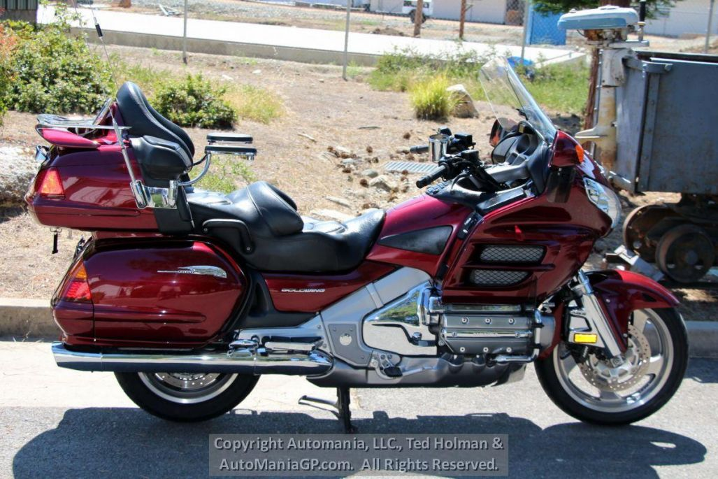 2005 Honda GL1800 Goldwing 30th Year Anniversary for sale