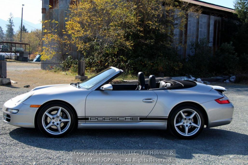 2008 Porsche 997 911 Carrera Convertible for sale