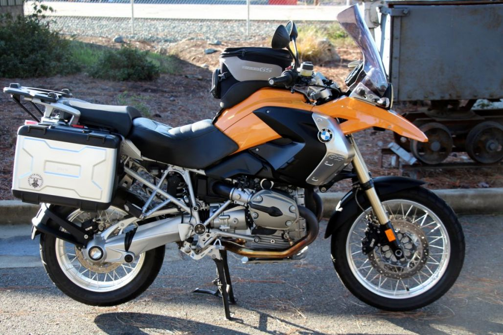 2009 BMW R1200GS for sale
