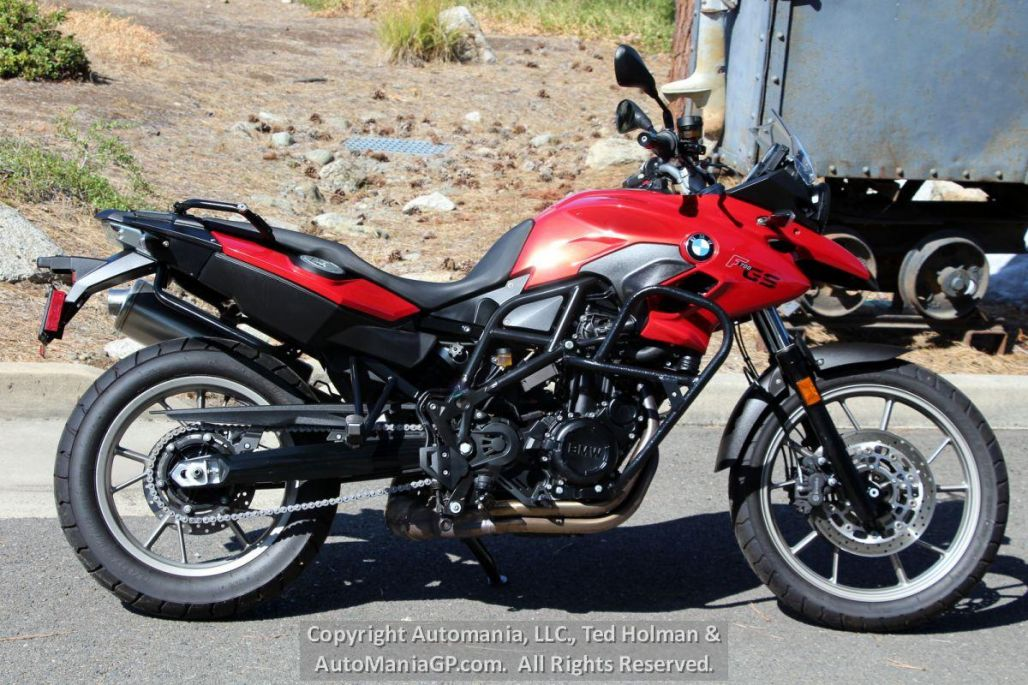 2013 BMW F700GS LS for sale