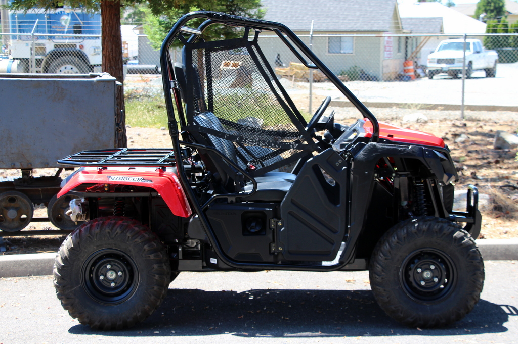 2015 Honda Pioneer 500 SXS for sale