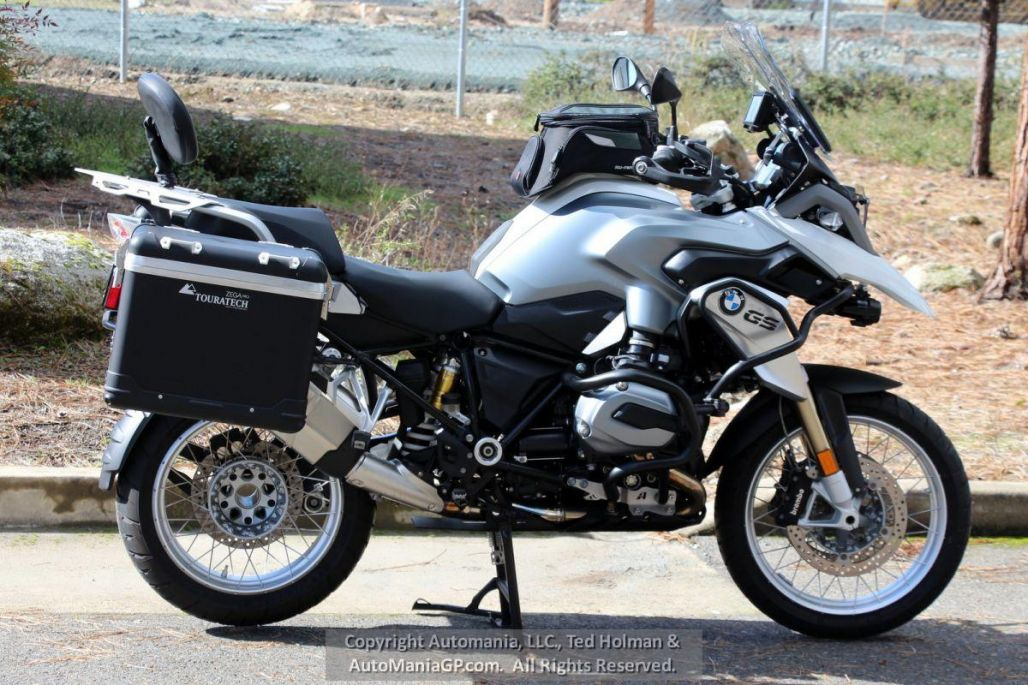2015 BMW R1200GS for sale