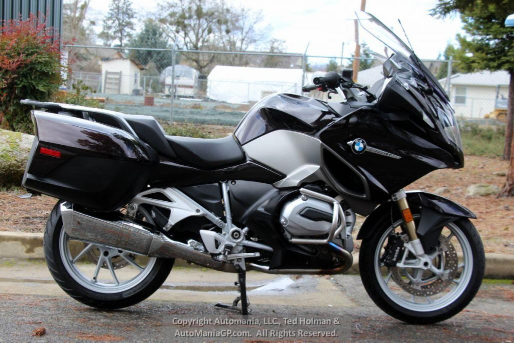 2015 BMW R1200RT Low Seat for sale