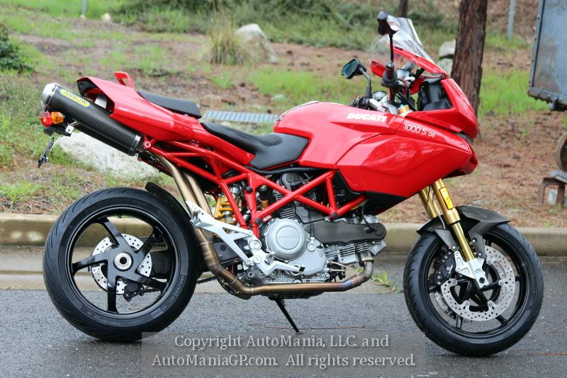 2005 Ducati Multistrada S DS for sale